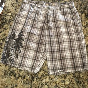 Used Marc Ecko men's shorts. Size 34